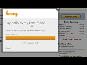 Honey Automatically Searches For And Applies Coupon Codes When You Shop Online