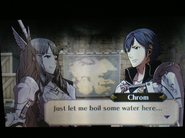 This Is What Romance Looks Like In Fire Emblem: Awakening