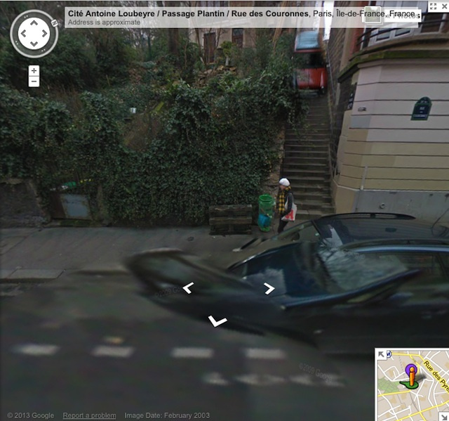 Great Movies, as Seen Through Google Street View