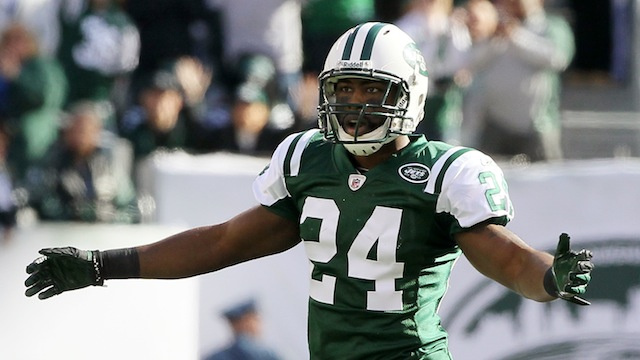 Darelle Revis Is Not Happy About Those Trade Rumors That The Je…