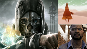 Here Are the 2012 Games That Developers Want to Give Awards to