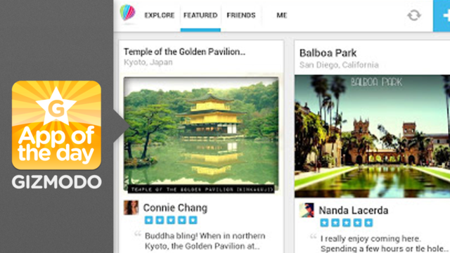 Gogobot for Android: One Stop Shop for Booking Your Next Vacation