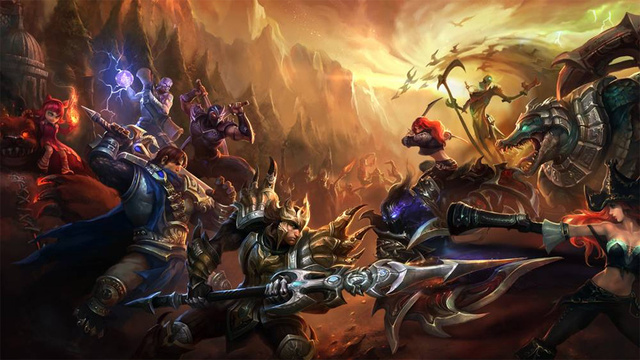 "Entire League Of Legends Team Disqualified For, Yes, ""Toxic Behaviour"""
