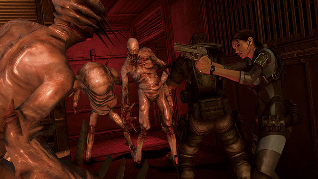 Resident Evil May Get a Reboot or Something