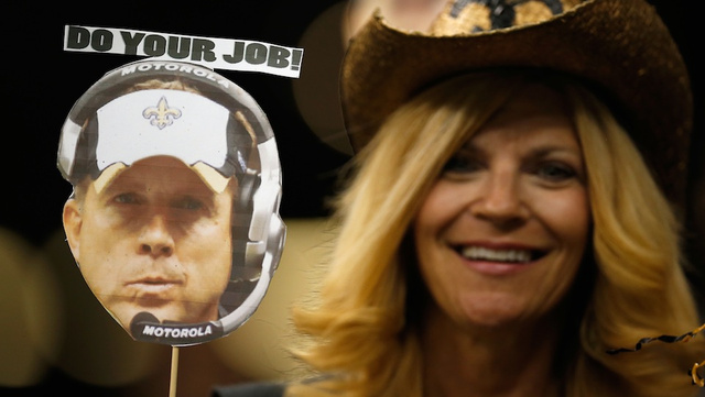 Sean Payton Has Been Back For Two Days And Already Fired Two Coaches