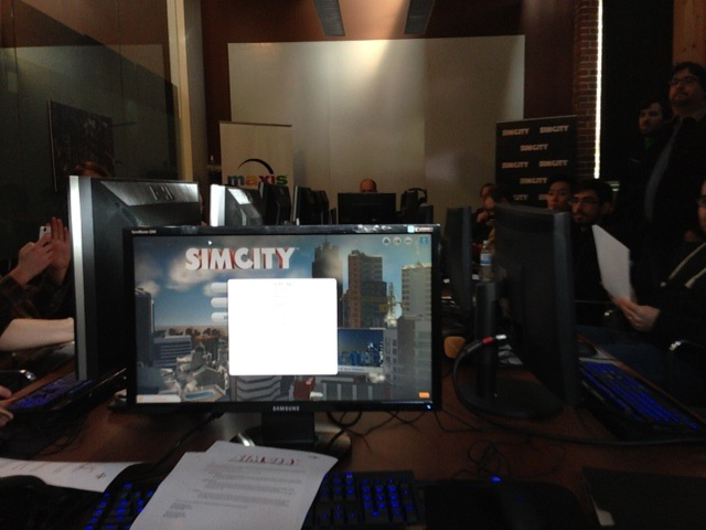 My Day With The New SimCity