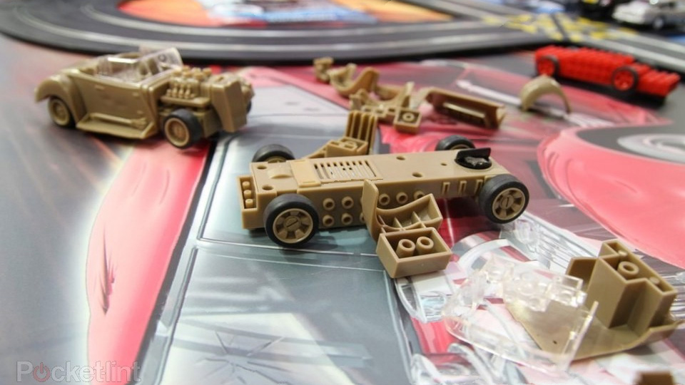 building your own slot cars is the missing link in your childhood