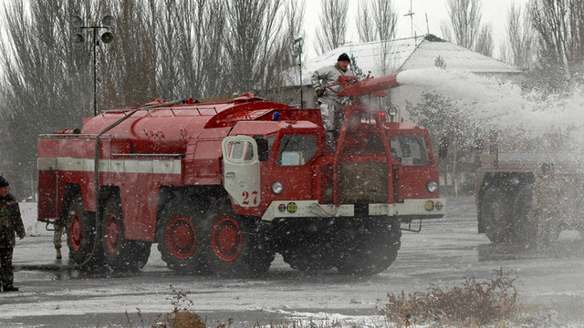 The Ten Strangest Firetrucks Ever Built