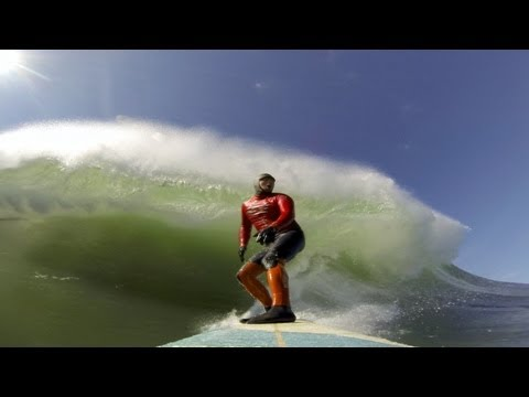 Click here to read Ride Along with Peter Mel as He Wins the Mavericks Surf Competition