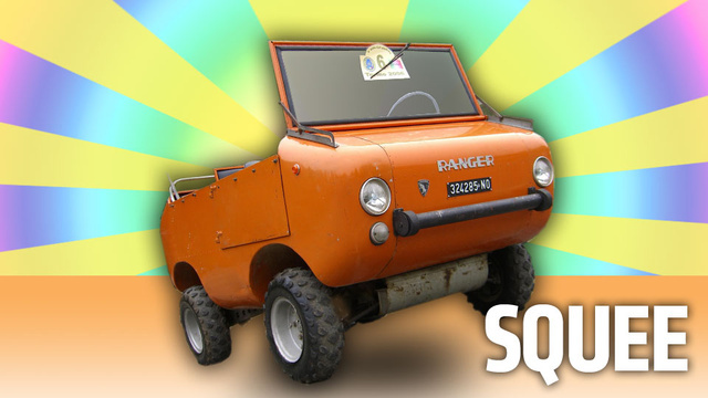 What's The Cutest Car Ever Made?