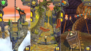 Temple Run 2, Gogobot, plus More