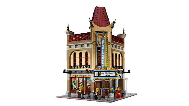New Lego Palace Cinema Is Gizmodo's Desired Lego Set of the Month