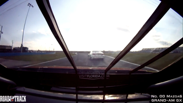 Run Some Laps At Daytona In The Incredible Mazda6 Diesel Race Car