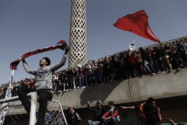 Port Said Soccer Violence Leads To 21 Death Sentences, Which Kick Off City-Wide Riots