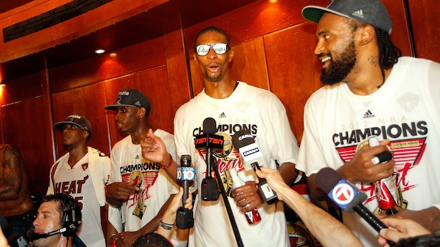 Chris Bosh Says He's A Lock For The Hall Of Fame, And He's Not …