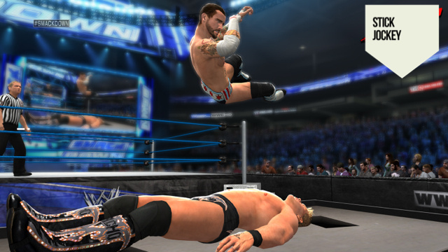 Wrestling Faces a Long Comeback After THQ's Bankruptcy