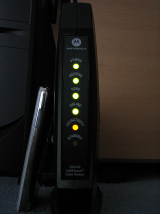 Why Does My Modem Blink Even When I'm Not Using The Internet?
