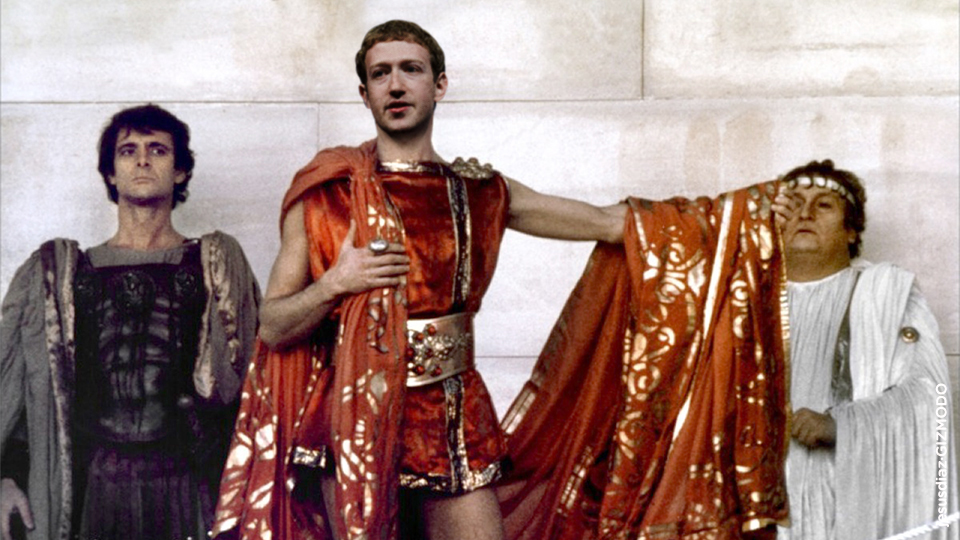 Why Facebook, Apple, and Google Will Fall Like the Roman Empire
