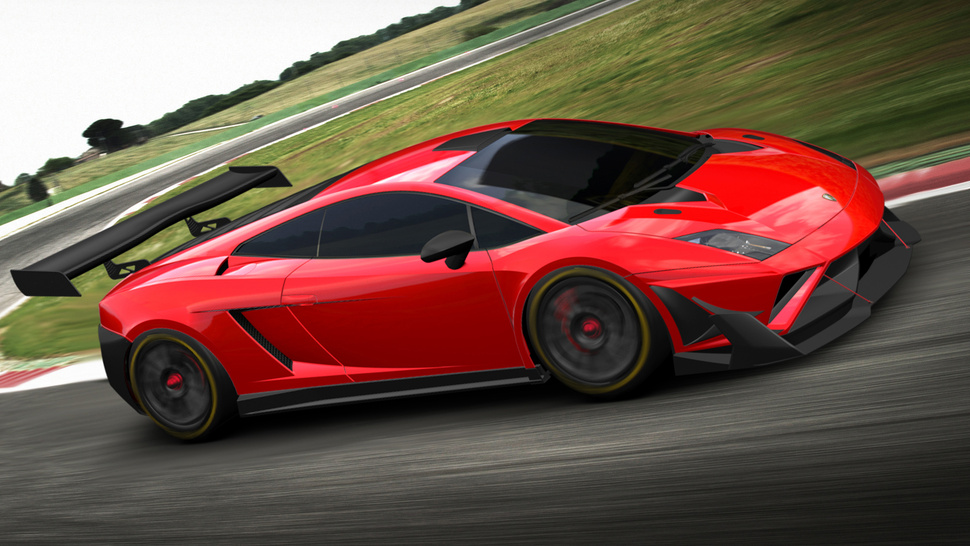 The Lamborghini Gallardo GT3 FL2 Is A Factory-Backed Track Weapon