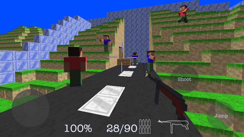 This Week's iPhone Charts: Minecraft With Guns Wins the Day