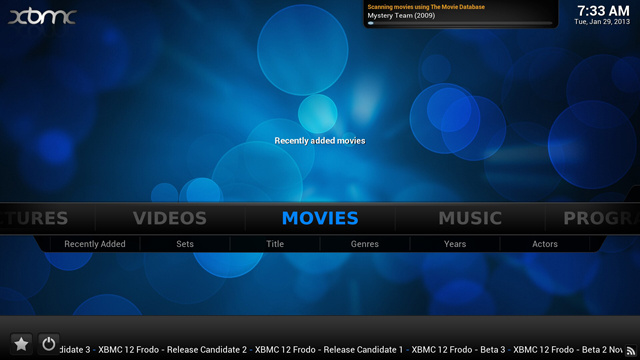 "XBMC 12 ""Frodo"" Brings Live TV, Android Support, and Much More to Our Favorite Media Center"