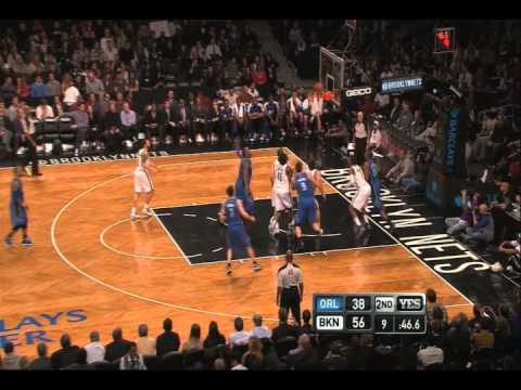 "Glen Davis Loudly And Clearly Tells The Ball To ""Get The F…"