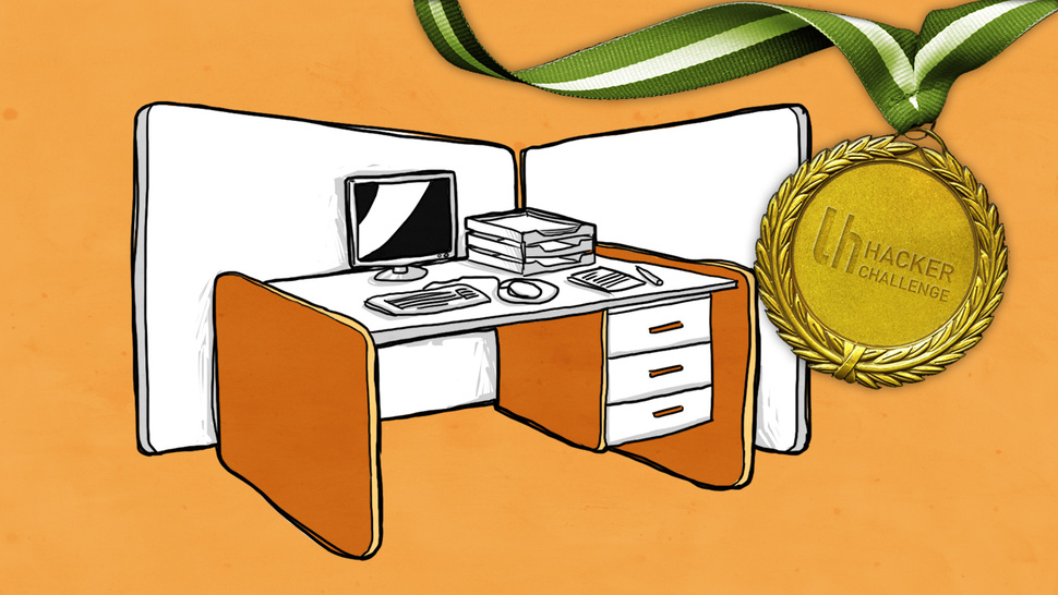Hacker Challenge: Share Your Best Space-Saving Office Hack