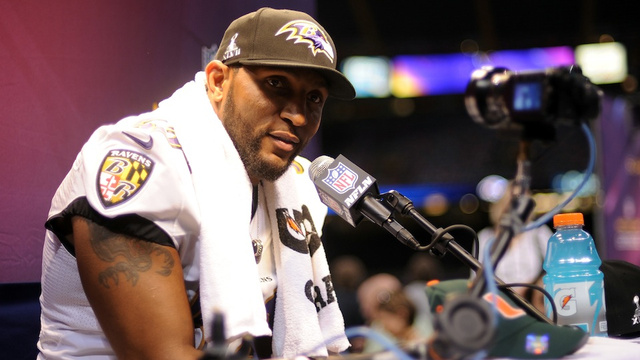 Ray Lewis Would Prefer You Stop Asking Questions About His Murd…