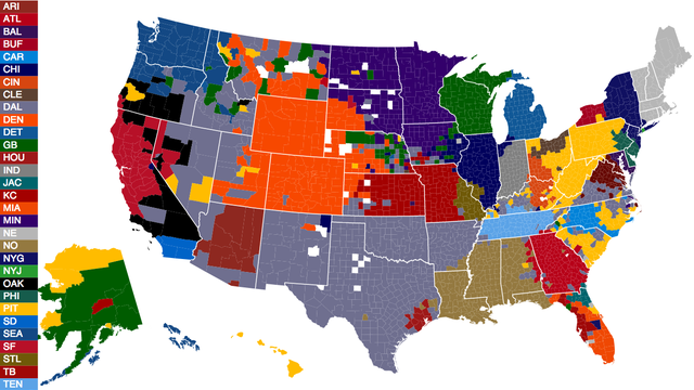 How'd Those Fans Get There? A Deeper Dive Into The Facebook NFL…