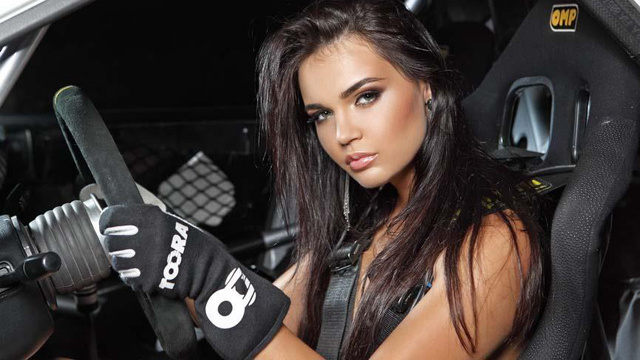 Who Is Inessa Tushkanova, The Rally Driver In Playboy?