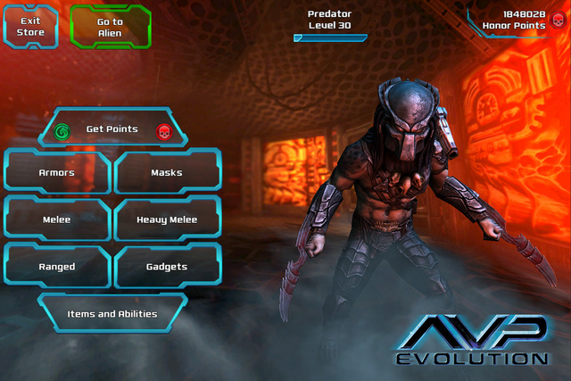 The Alien Vs. Predator Battle Gets Mobilized with AVP: Evolution