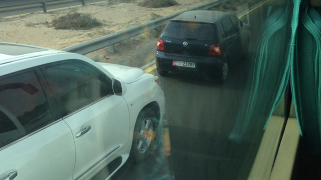 How A Taxi Nearly Killed Me, And Other Observations From The UAE