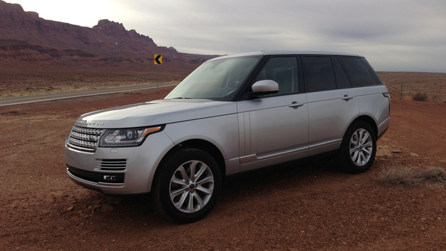 2013 Range Rover: The Jalopnik Review
