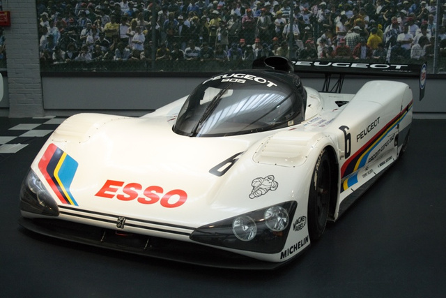 Peugeot 905: The Frenchies' Other Le Mans Winner
