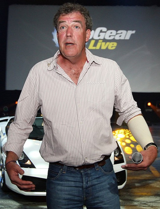 Clarkson Confirms Stig Unmasked Tomorrow Night