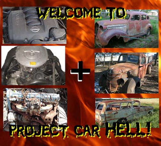 Project Car Hell, Fun With Engine Swaps Edition: Hero Of Billetproof!