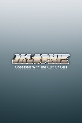22 Custom Jalopnik Wallpapers For Your Apple iPhone And Palm Pre
