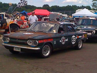 And The REAL LeMons Winner Is... UDMan's Team Trailing Throttle Oversteer Corvair!