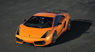 Lamborghini Planning A LP550-2 Superlegerra?