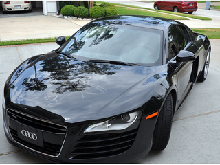 Huge Will Ferrell Fan Dedicates Audi R8 To Ricky Bobby