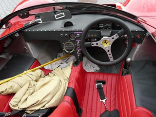 Meadow Brook Concours Preview: 1967 Ferrari P3/4
