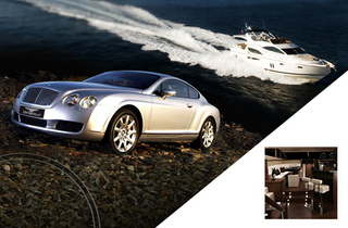 Buy A Yacht, Get A Bentley For Free