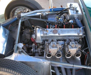 Engine Of The Day: Coventry Climax FW/FP