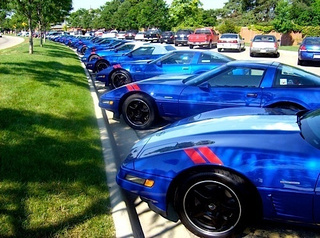 Every Corvette Grand Sport Ever