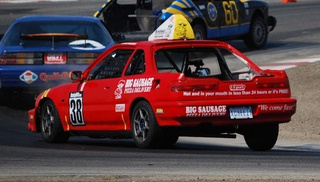 First Day Of Buttonwillow Histrionics Done, Hondas Dominating!