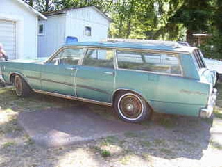 1966 Ford Country Squire for a Family-Friendly $1,500!
