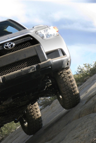 2010 Toyota 4Runner Refresh Hitting Texas State Fair