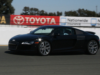 Teaser: Driving The Audi R8 V10 At Infineon Raceway