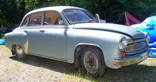 Triumphant Win-A-Wartburg Essayist Promises To Install Studebaker Six, Enter Car In 'Trifecta Of Crap'