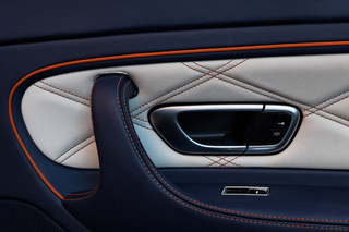 Bentley Continental Series 51 Upgrades Interior, Not Much Else